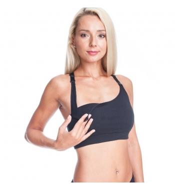 Бюстгальтер-топ для беременных и кормящих Dissanna 20424-1