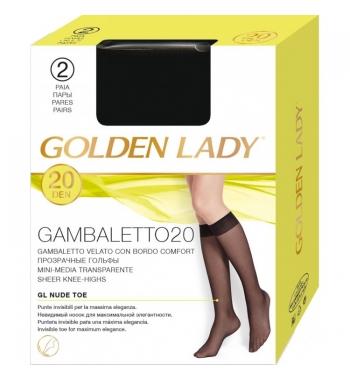 Гольфы Golden Lady Gambaletto 20 (2 пары)