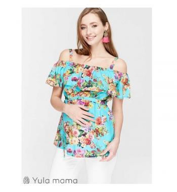Блуза для беременных и кормящих Юла мама BRENDA