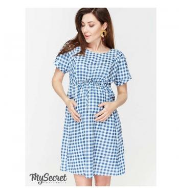 Платье для беременных и кормящих ЮЛА МАМА SHERRY