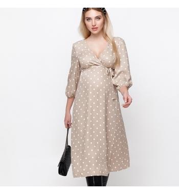 Платье для беременных и кормящих NICOLETTE