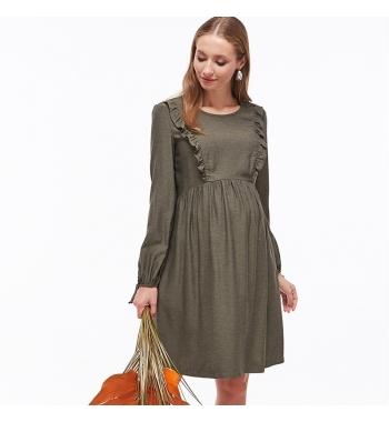 Платье для беременных и кормящих KRIS