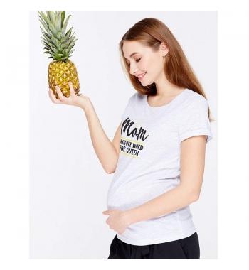 Футболка для беременных LILLIT MOM