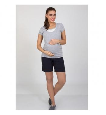 Шорты для беременных Юла Мама