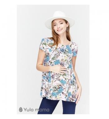 Блуза для беременных и кормящих Юламама REMY