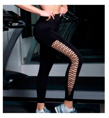 Леггинсы Giulia Leggings sport lacing