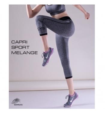 Леггинсы Giulia Capri Sport Melange model 1