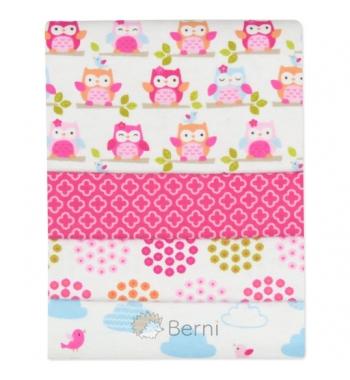 Набор фланелевых пеленок Berni 44762
