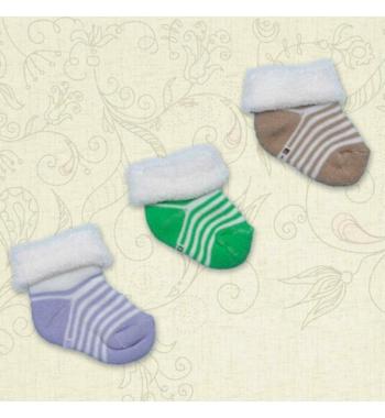 Махровые носочки Betis 1029
