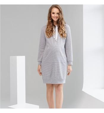 Сукня-худі для вагітних та годуючих
