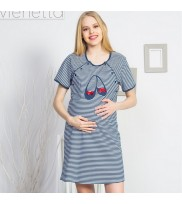 Ночная рубашка для кормящих VIENETTA 9080051913