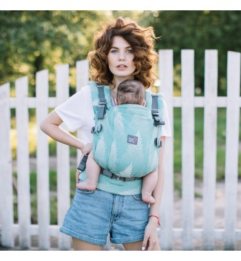 Ерго-рюкзак ONE+ Cool Organic Секвойя