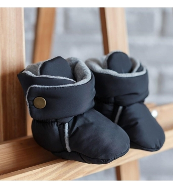 Теплые сапожки-пинетки Mag Baby