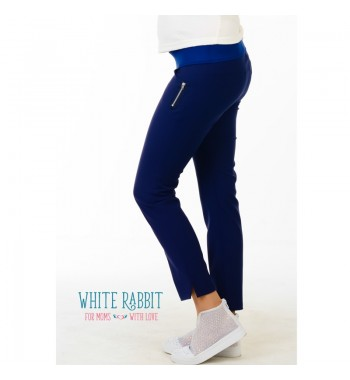 Брюки White Rabbit City pants (синий)
