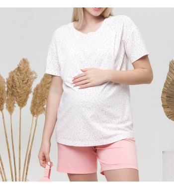 Пижама для беременных и кормящих JANICE