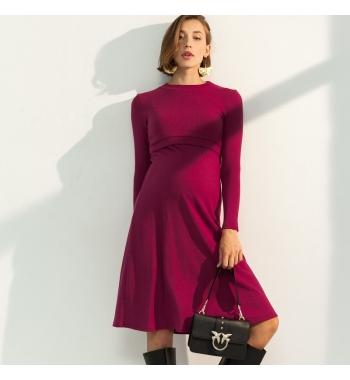 Платье для беременных и кормящих ANNIE